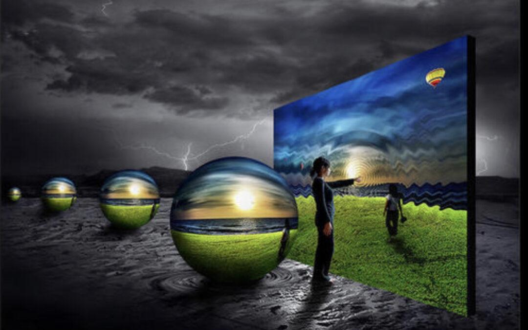 Η ερμηνεία της πραγματικότητας έχει τις προσωπικές μας πινελιές…